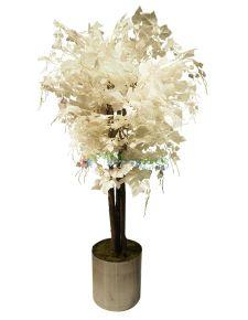 Yapay beyaz ağaç