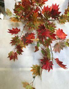 Yapay Hazan yaprağı sarmaşık