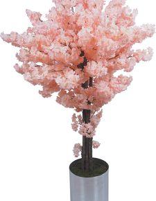 Yapay Pembe Sakura Ağacı