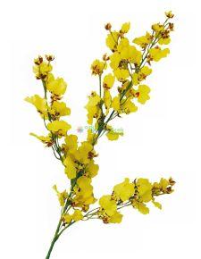 Yapay sarı dal orkide