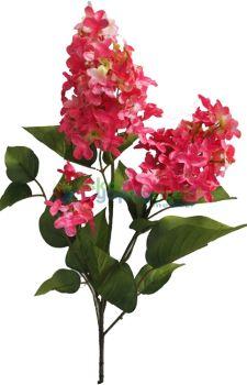 Yapay Pembe Leylak Çiçek