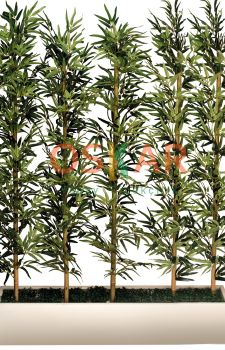 Yapay grup sıralı bambu
