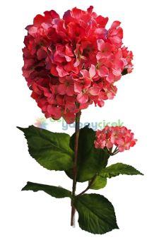 Yapay Pembe  dal ortanca çiçeği