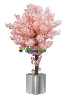 Yapay  Pembe sakura ağaç