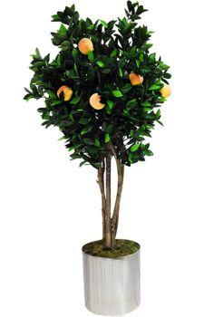 Yapay Şeftali Ağacı