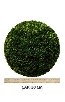Yapay top şimşir Çap:50 cm